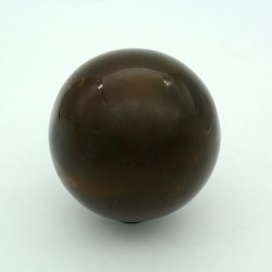 Agate ball, diameter 75mm, 578gr
