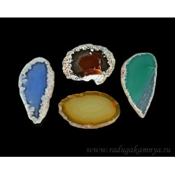 Agate slice Mini 15-35mm