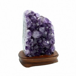 Amethyst Druza 2315gr weight, size 155 * 90 * 185mm. (S).