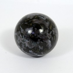 Amphibolite ball of diameter 44-45mm, 131-140gr