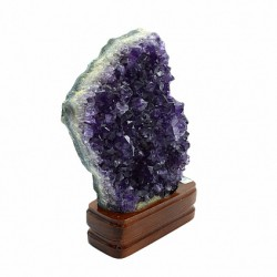 Amethyst Druza 1090gr weight, size 135 * 45 * 170mm. (L).