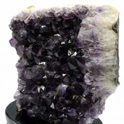 Amethyst Druza 13900gr weight, size 160 * 320 * 330mm. (L).