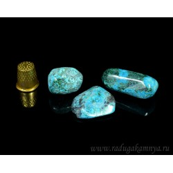 A mineral Chrysocolla 25 * 20 * 15mm.