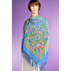10980 Pavlovo Posad Shawl Song wind