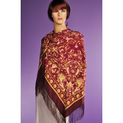 10972 Pavlovo Posad Shawl Song wind