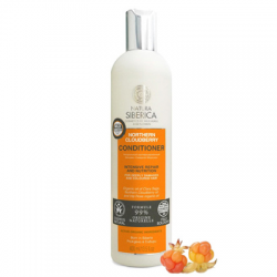 "Conditioner for dyed and damaged hair  ""Northern Cloudberry"""