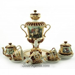 "Samovar electric ""George"" set, art. 0012673"