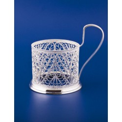 Cup holder filigree