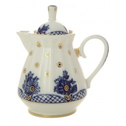 "Creamer, shape ""starry"" pattern ""Tartlet"" Imperial Porcelain Factory"