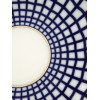 """Bank for crackers, shape """"Tulip"""" pattern """"Cobalt cell"""", the Imperial Porcelain Factory"""