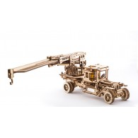 Wooden constructor Ugears Addition to Truck UGM-11