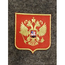 "Valenki ""Russian coat of arms large"" high-top (1072)"