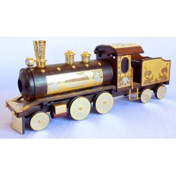 "Bottle Stand ""Locomotive"""