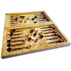 "Karelian Backgammon ""Hunters"""